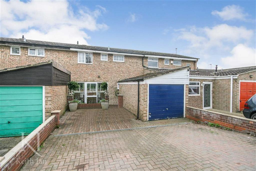 3 Bedrooms Terraced House for sale in Cavell Road, West Cheshunt
