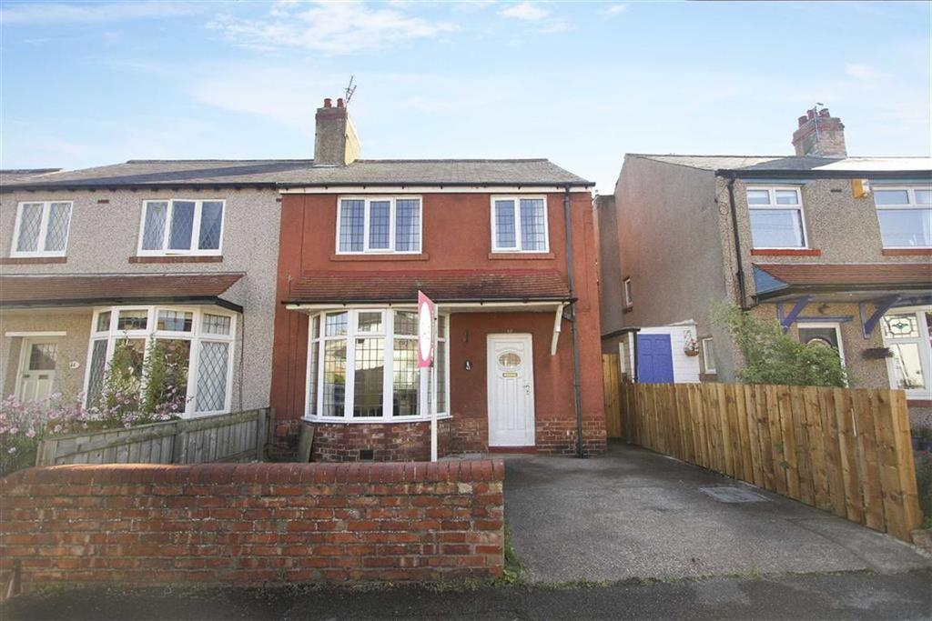 3 Bedrooms Semi Detached House for sale in Uplands, Monkseaton, Tyne And Wear