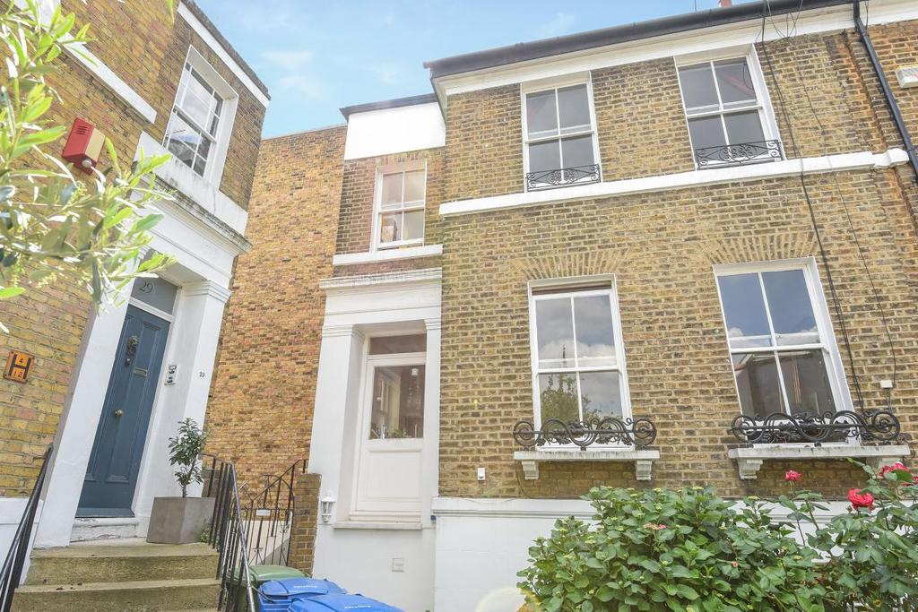 2 Bedrooms Flat for sale in Sutherland Square, Walworth