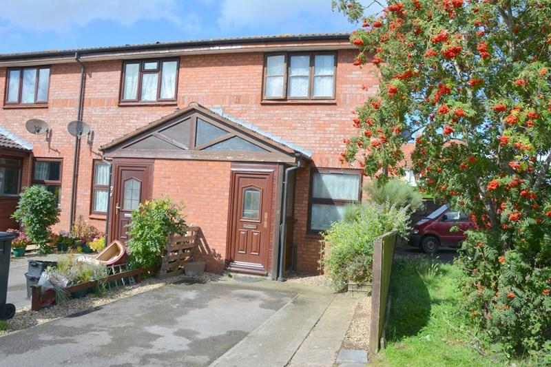 2 Bedrooms End Of Terrace House for sale in Ilex Close, West Huntspill
