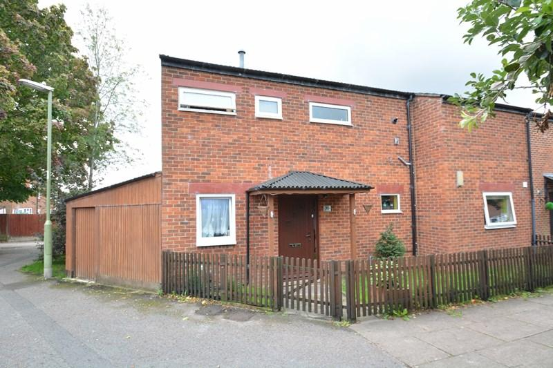 3 Bedrooms End Of Terrace House for sale in Spey Court, Andover