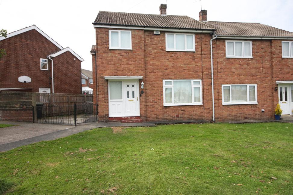 3 Bedrooms Semi Detached House for sale in Conyers Avenue, South Pelaw, Chester-le-Street DH2 2HQ