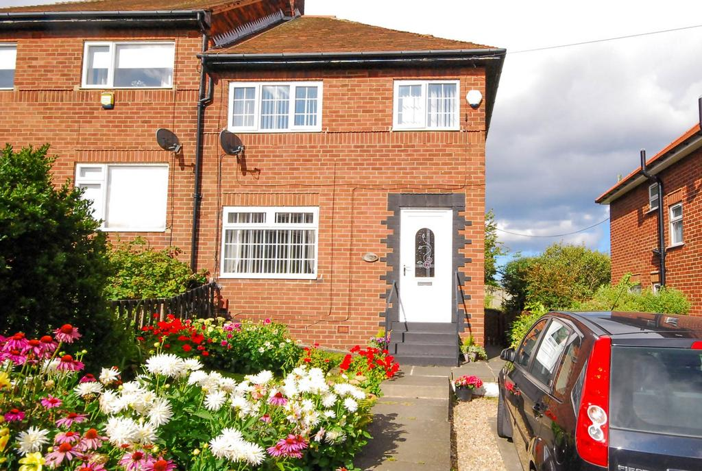3 Bedrooms Semi Detached House for sale in Tudor Grove, Humbledon