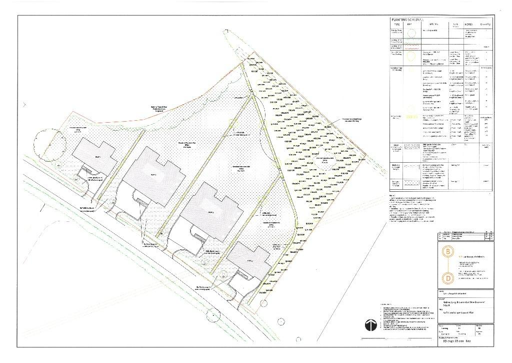Plot Commercial for sale in Next to The Old Vicarage, Holme Lacy, Hereford