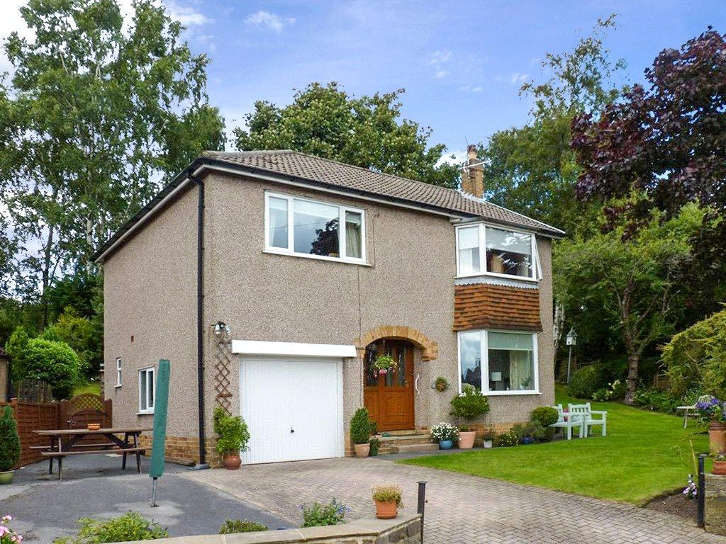 4 Bedrooms Detached House for sale in Southfield Drive, Riddlesden, Keighley, West Yorkshire