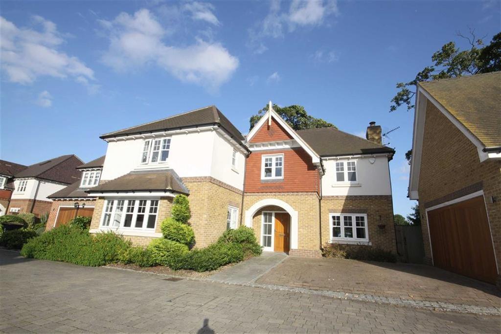 6 Bedrooms Detached House for sale in Beech Hurst Close, Chislehurst