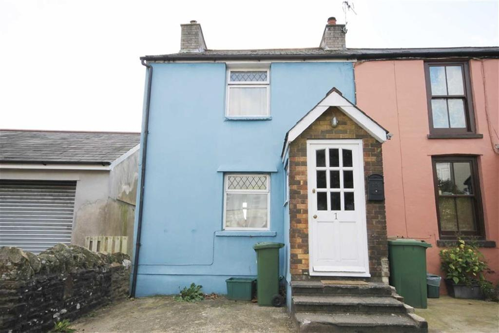2 Bedrooms Cottage House for sale in White Cross Cottage, Groeswen, CF15
