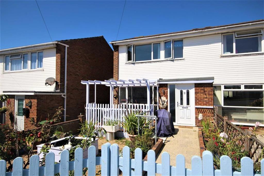 3 Bedrooms End Of Terrace House for sale in Kings Avenue, Newhaven