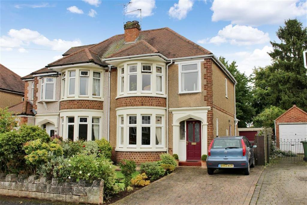 3 Bedrooms Semi Detached House for sale in Keith Road, Lillington, Leamington Spa, CV32