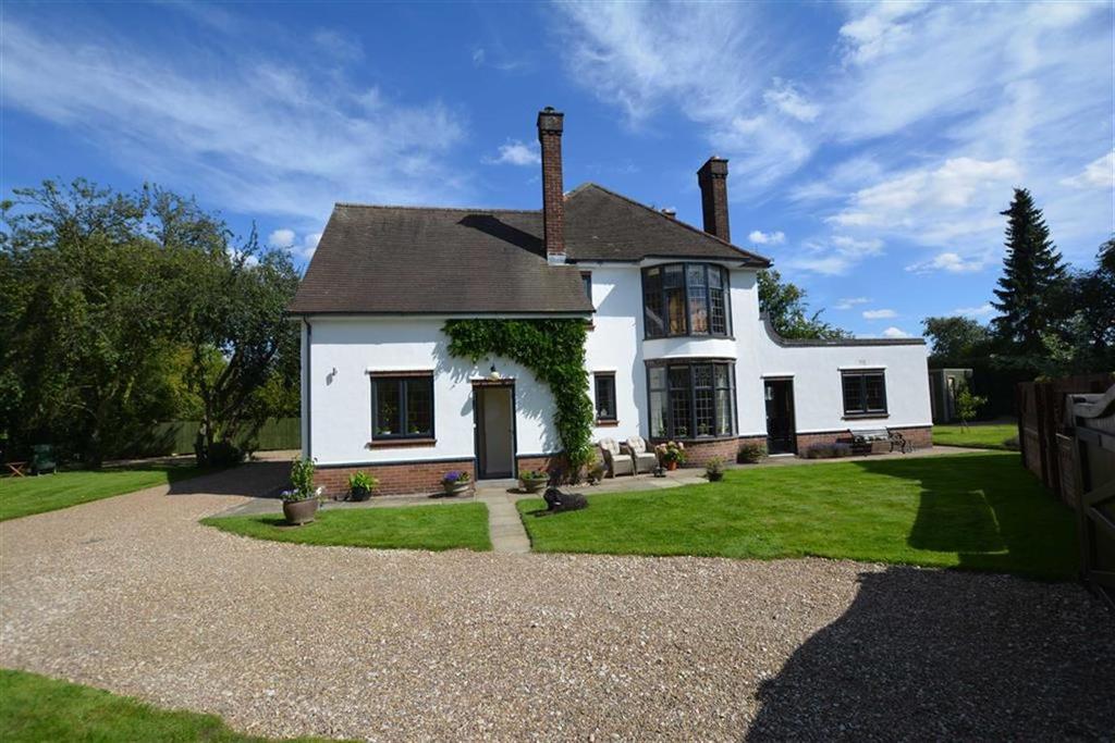 4 Bedrooms Detached House for sale in Highbury Green, Eakring, Nottinghamshire, NG22