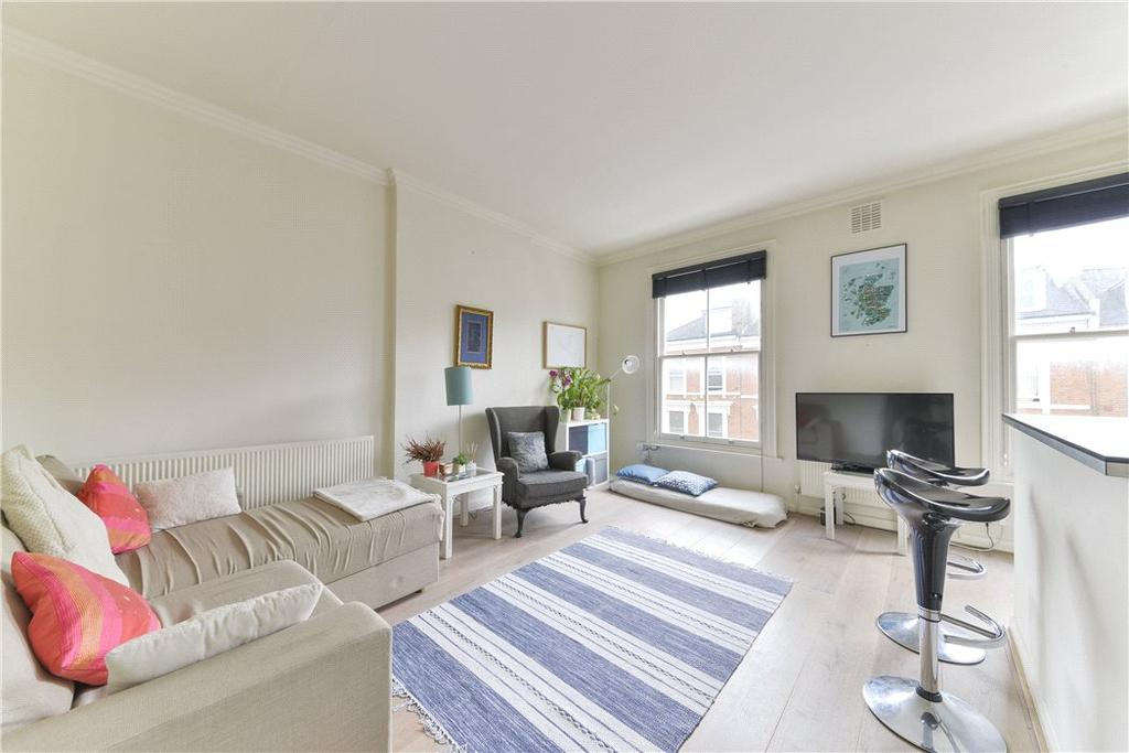 1 Bedroom Flat for sale in Russell Gardens, London, W14