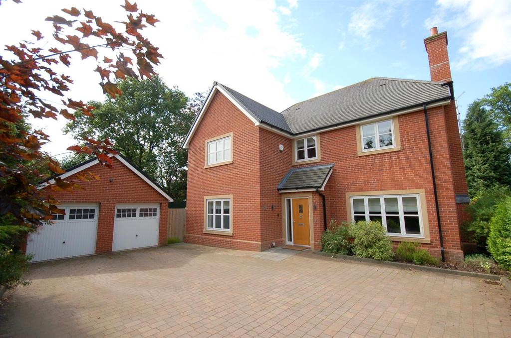 5 Bedrooms Detached House for sale in Pikemere Road, Alsager
