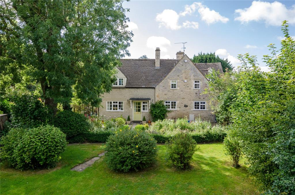 5 Bedrooms Detached House for sale in Horcott Road, Fairford, Gloucestershire, GL7