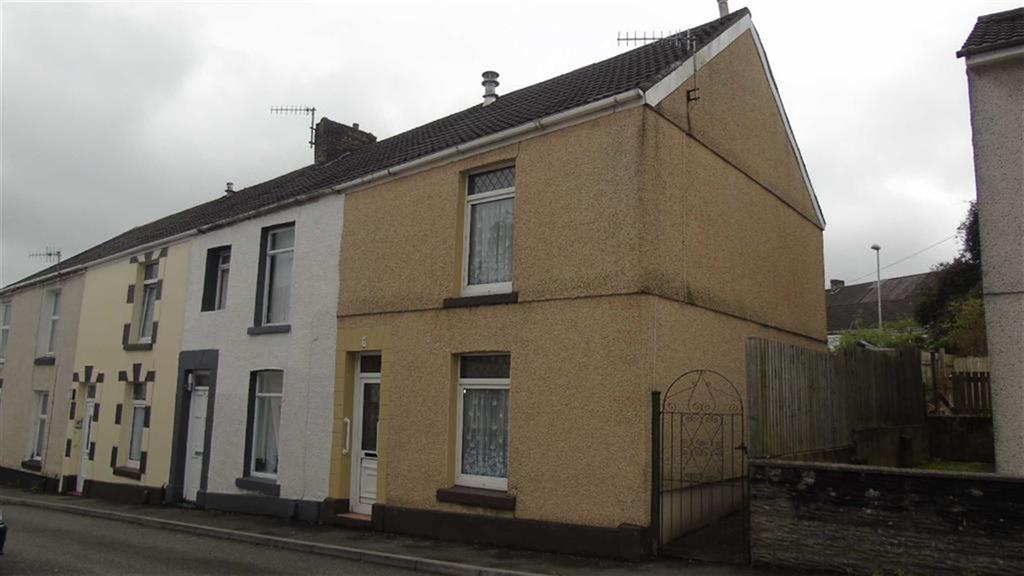 2 Bedrooms End Of Terrace House for sale in Cae Rowland Street, Swansea, SA5