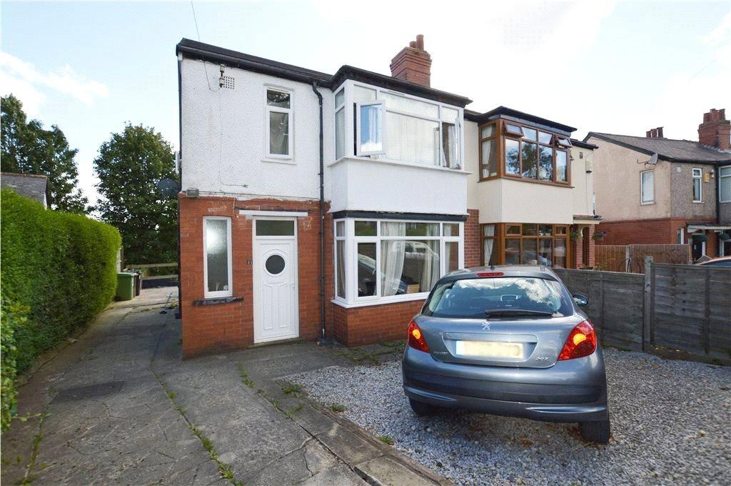 3 Bedrooms House for sale in Stainburn Drive, Moortown, Leeds, West Yorkshire