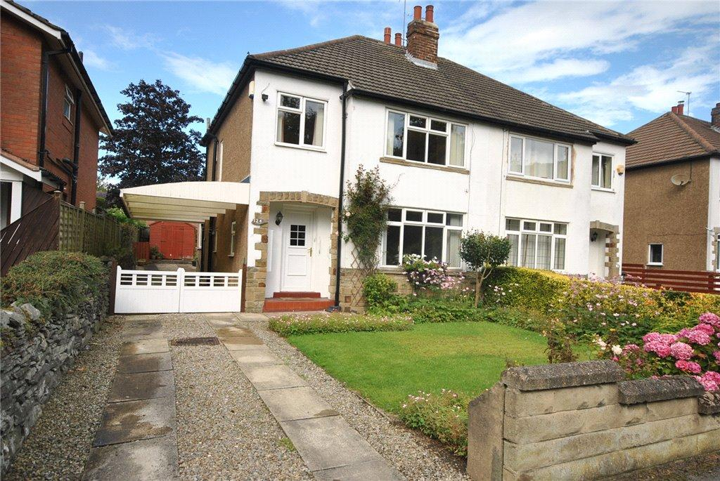 3 Bedrooms Semi Detached House for sale in New Adel Lane, Leeds, West Yorkshire