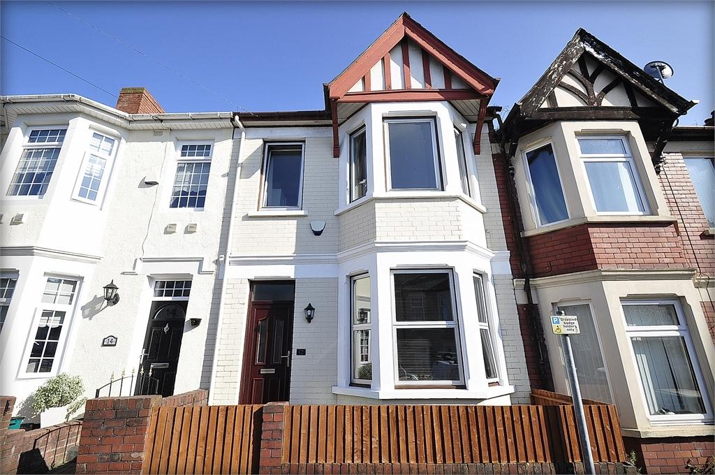 3 Bedrooms Terraced House for sale in Cumberland Road , St Julian's , Newport, Gwent . NP19 7HZ