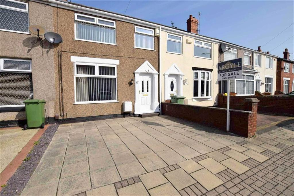 3 Bedrooms Terraced House for sale in Huddleston Road, Grimsby