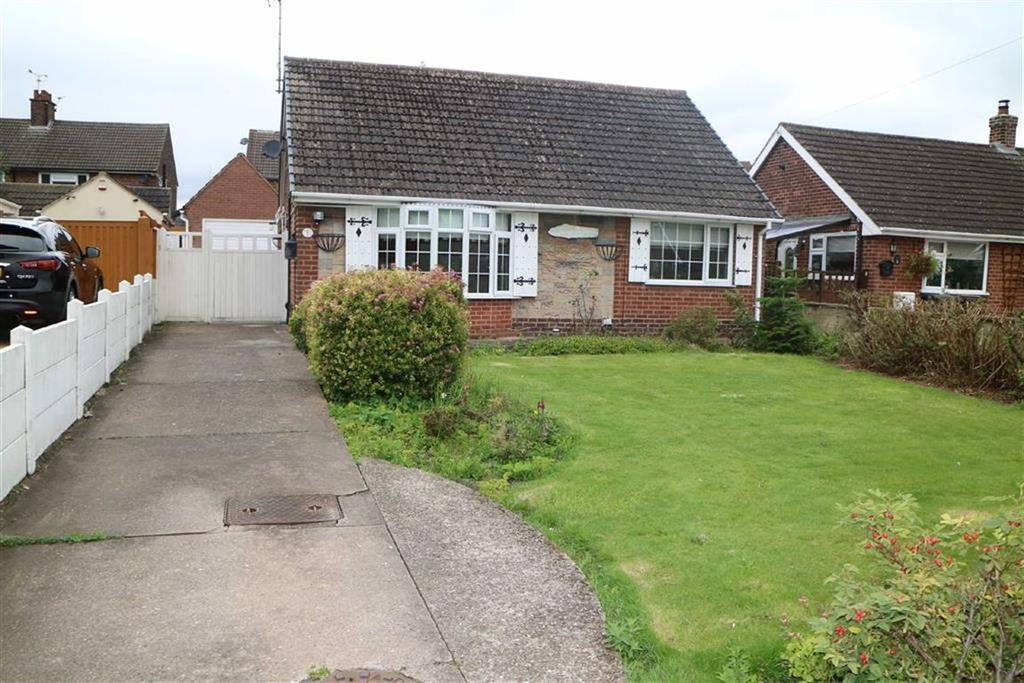 4 Bedrooms Detached Bungalow for sale in Wrightson Close, Sutton In Ashfield, Notts, NG17