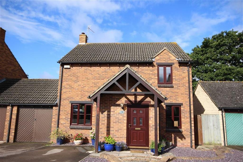 4 Bedrooms Link Detached House for sale in Blackthorn End, The Lanes, Cheltenham, GL53