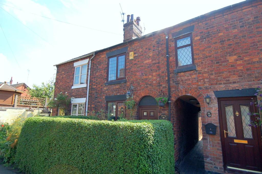2 Bedrooms Cottage House for sale in Dean Hollow, Audley