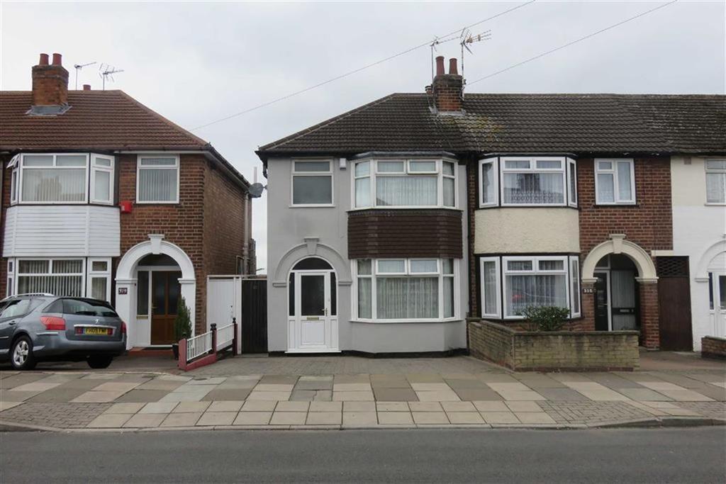 3 Bedrooms Town House for sale in Milligan Road, Aylestone