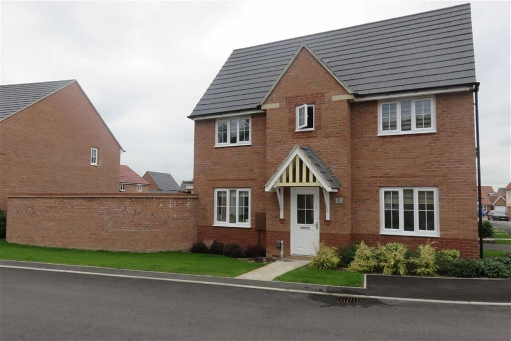 3 Bedrooms Detached House for sale in Drover Close, Glenfield