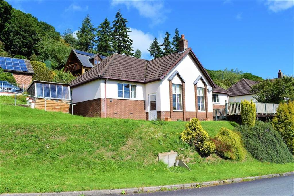3 Bedrooms Detached Bungalow for sale in 15, Plas Hafren, Milford Road, Newtown, Powys, SY16