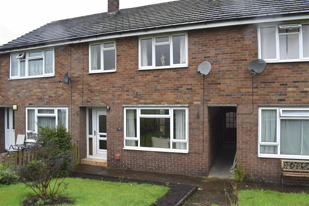 3 Bedrooms Terraced House for sale in 14, Glanclegyr, Llanbrynmair, Powys, SY19