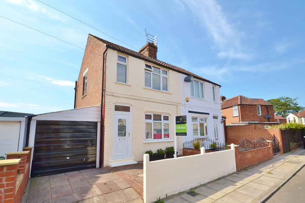 2 Bedrooms Semi Detached House for sale in David Road, Norton, Stockton On Tees