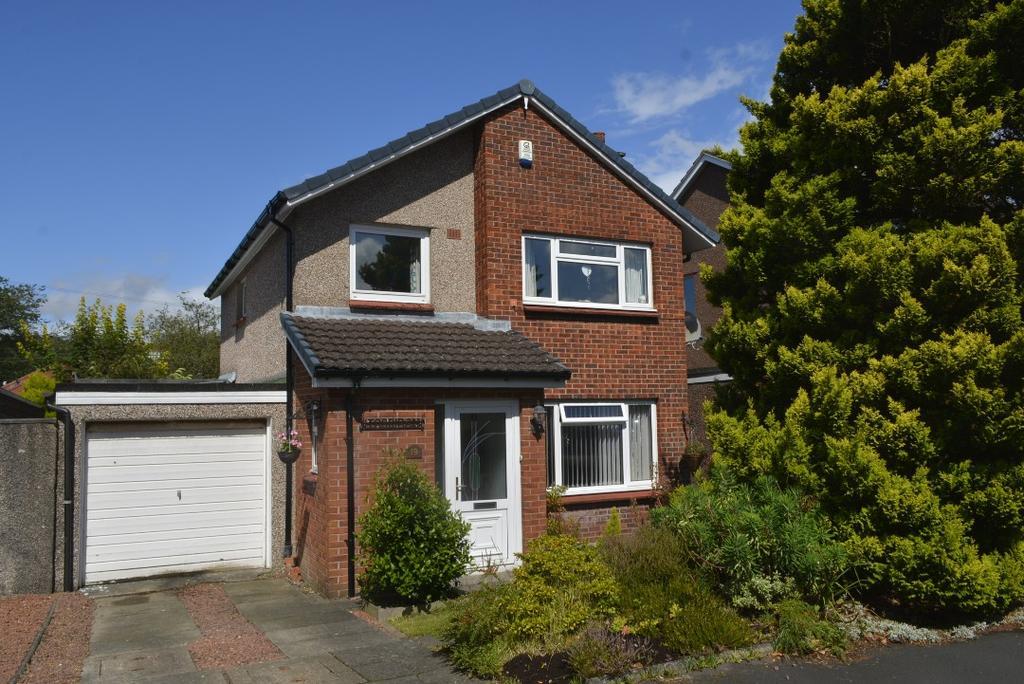3 Bedrooms Detached House for sale in Parkdyke , Stirling, Stirling, FK7 9LR