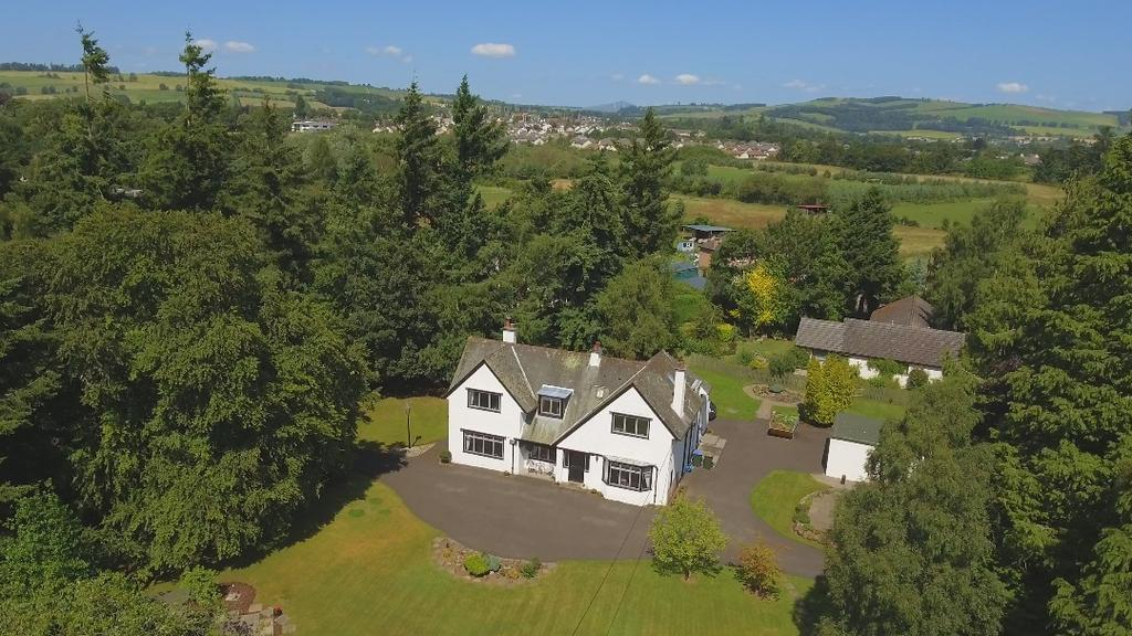 5 Bedrooms Detached House for sale in Golf Course Road, Rosemount, Blairgowrie, Perthshire , PH10 6LF