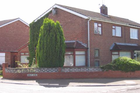 3 bedroom semi-detached villa for sale - Ridley Close, Red House Farm, Gosforth, Newcastle upon Tyne NE3
