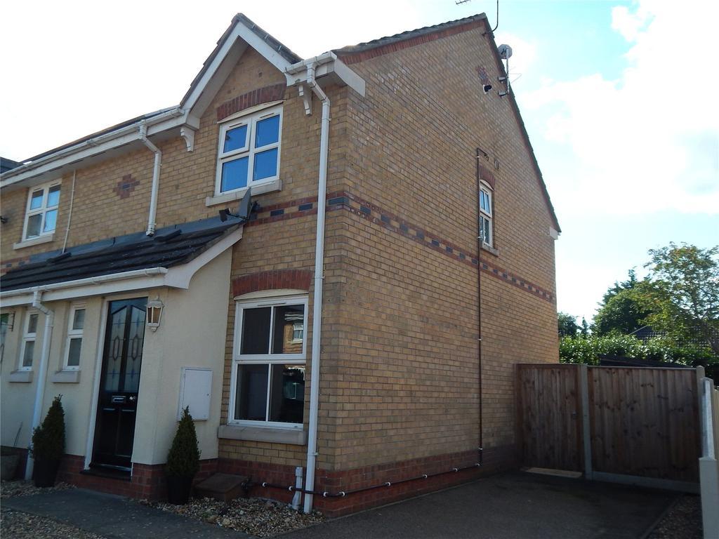 2 Bedrooms Semi Detached House for sale in Old Warren, Taverham, Norwich