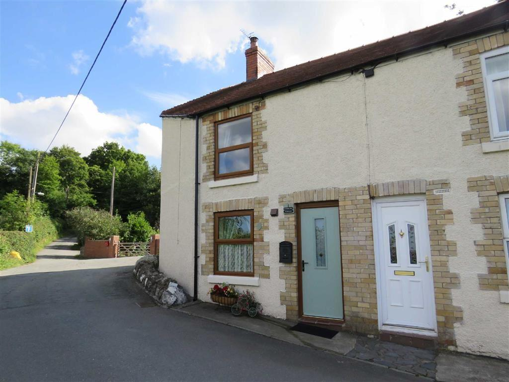 2 Bedrooms Terraced House for sale in Woodland Road, Froncysyllte, LL20