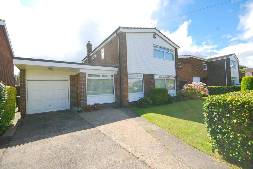 4 Bedrooms Detached House for sale in Ashton Way, East Herrington
