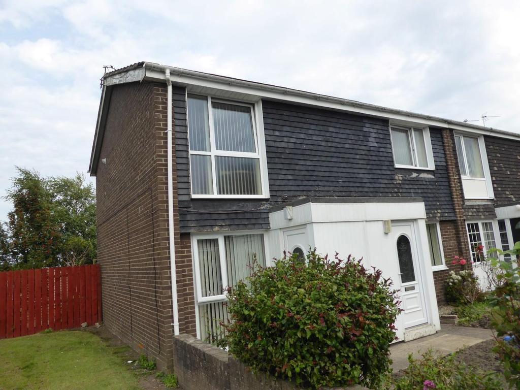2 Bedrooms Flat for sale in The Gables, Widdrington, Morpeth