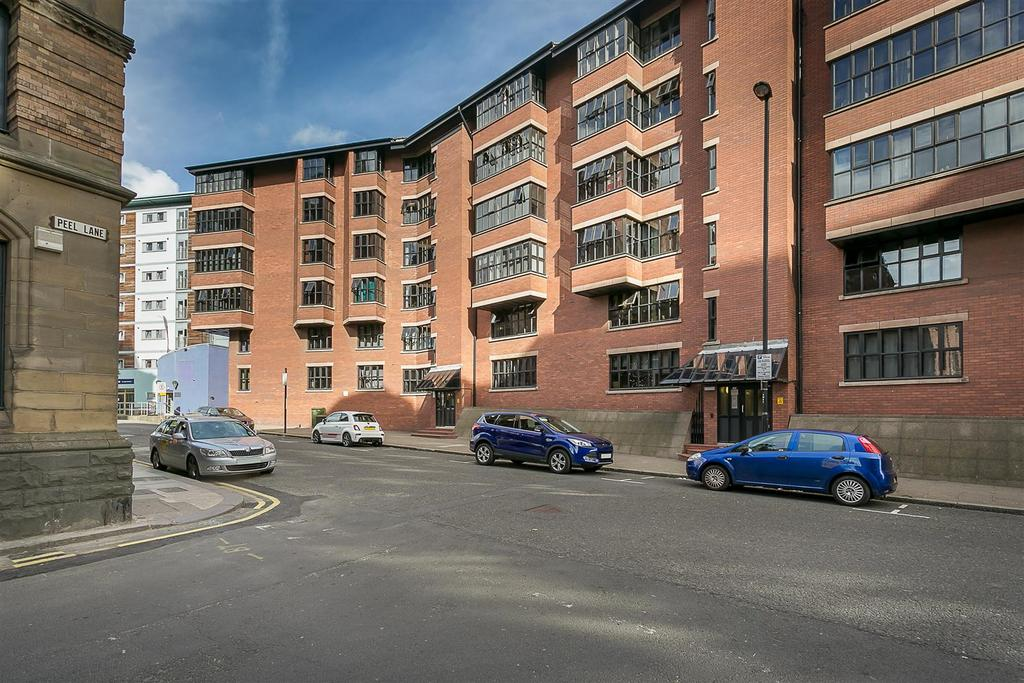2 Bedrooms Flat for sale in Waterloo Street, City Centre, Newcastle upon Tyne