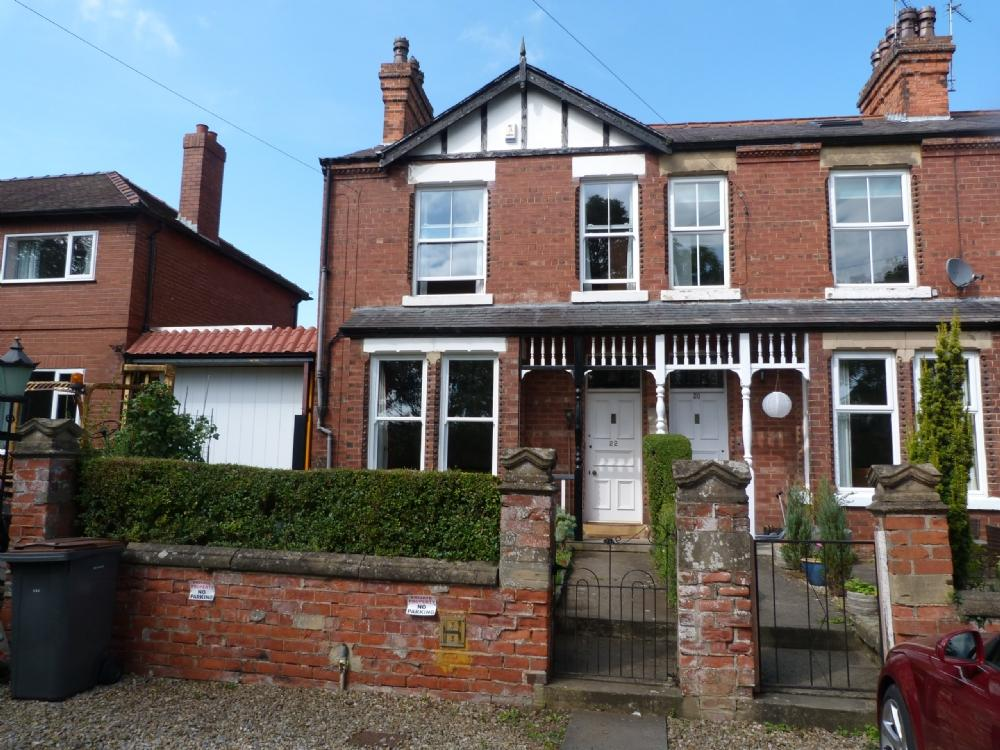 3 Bedrooms Terraced House for sale in 22 Mallorie Park Drive Ripon HG4 2QD