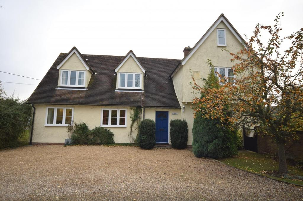 5 Bedrooms Detached House for sale in Cock Green, Felsted, Dunmow, Essex, CM6