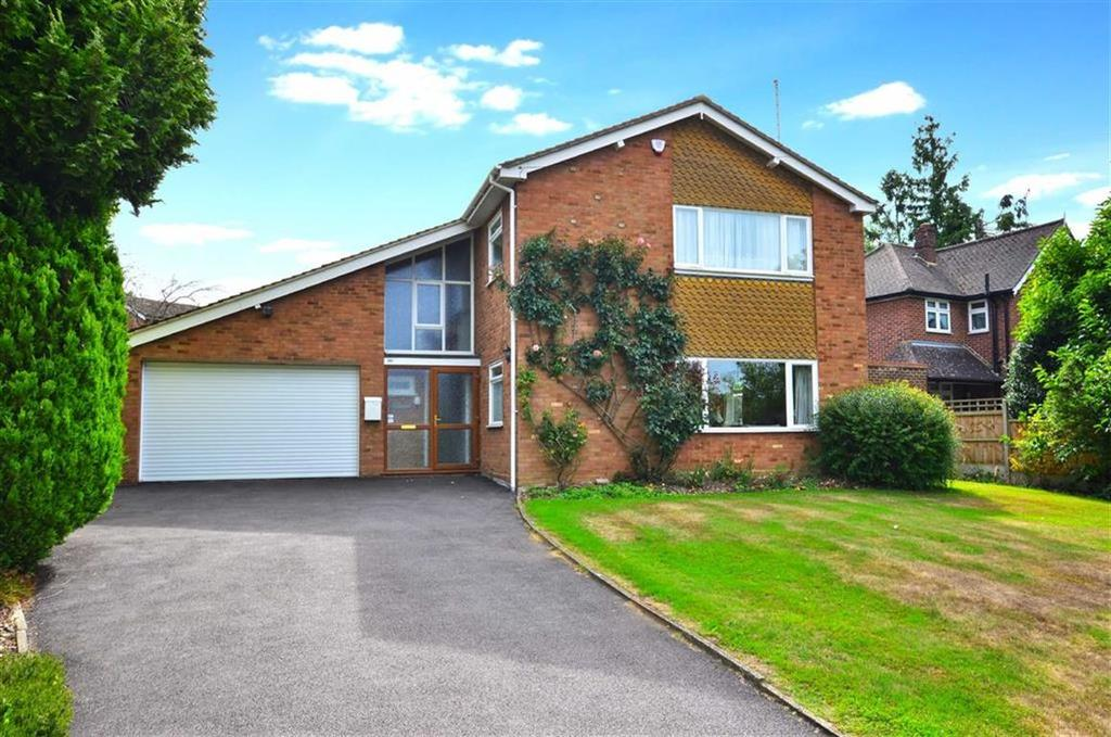 4 Bedrooms Detached House for sale in Copthorne Road, Croxley Green, Hertfordshire