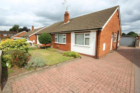 2 bedroom semi-detached bungalow for sale - Roseacre Lane, Blythe Bridge