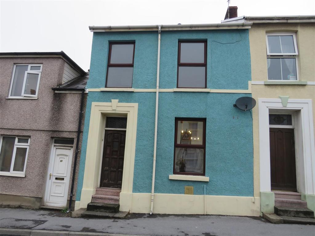 2 Bedrooms Terraced House for sale in Felinfoel Road, Llanelli