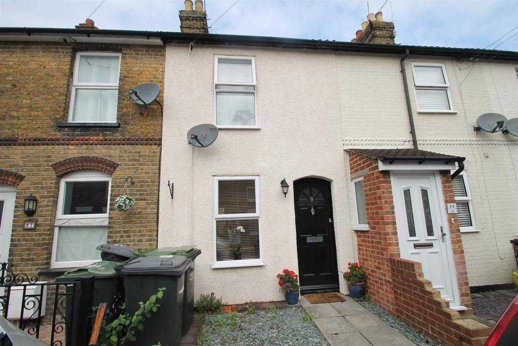 2 Bedrooms Terraced House for sale in Varnes Street, Eccles, Aylesford