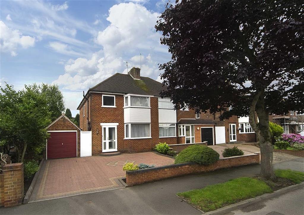 3 Bedrooms Semi Detached House for sale in 12, Brenton Road, Penn, Wolverhampton, West Midlands, WV4