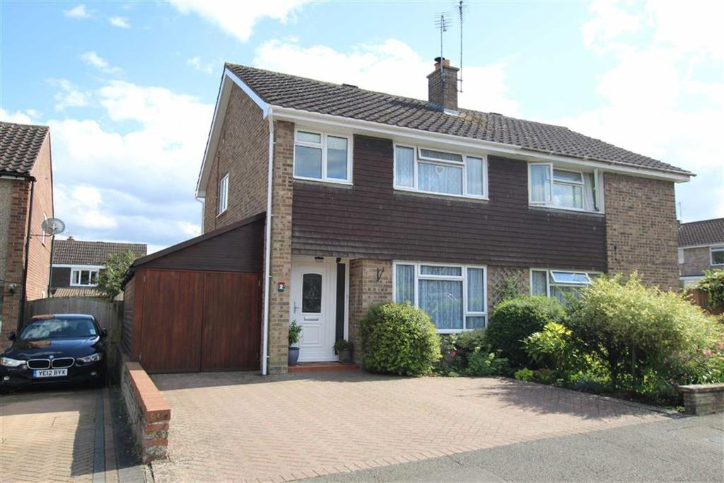 3 Bedrooms Semi Detached House for sale in 2, Dale Close, Brackley