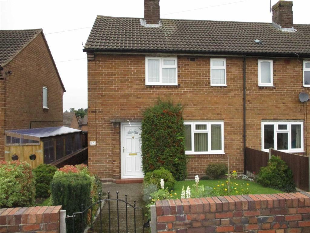 2 Bedrooms Semi Detached House for sale in Sharps Drive, Whitchurch, SY13