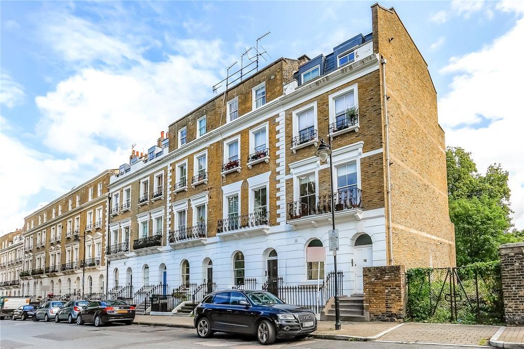2 Bedrooms Flat for sale in Arundel Square, London, N7