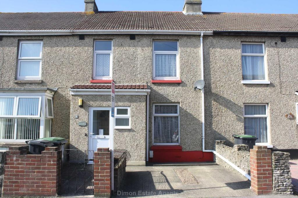 3 Bedrooms Terraced House for sale in Lyndhurst Road, Gosport