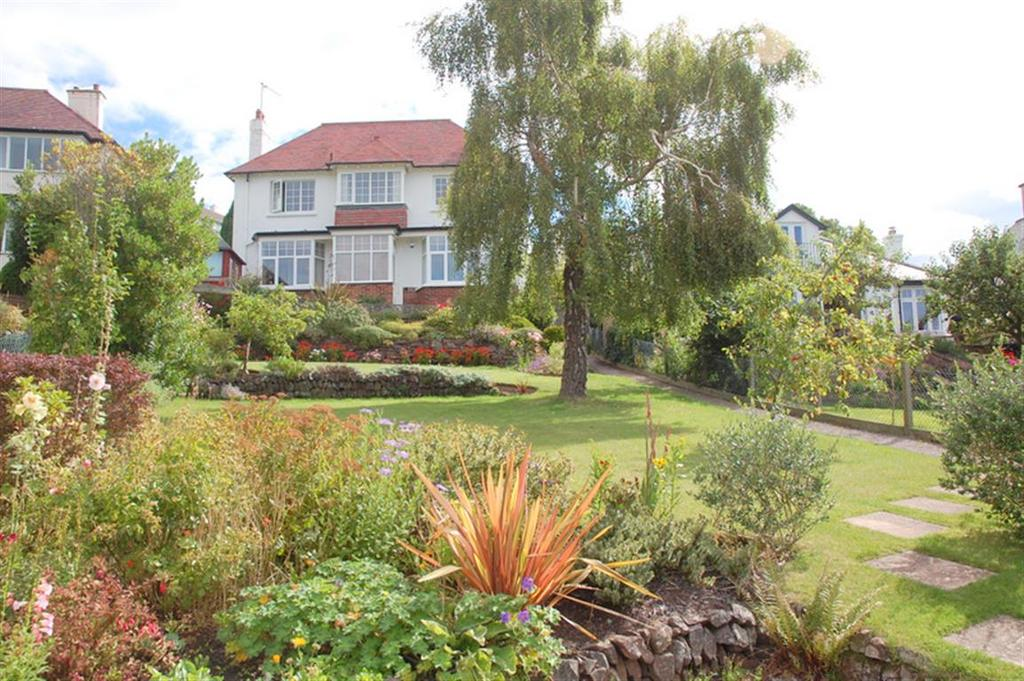 4 Bedrooms Detached House for sale in Church Street, Minehead TA24